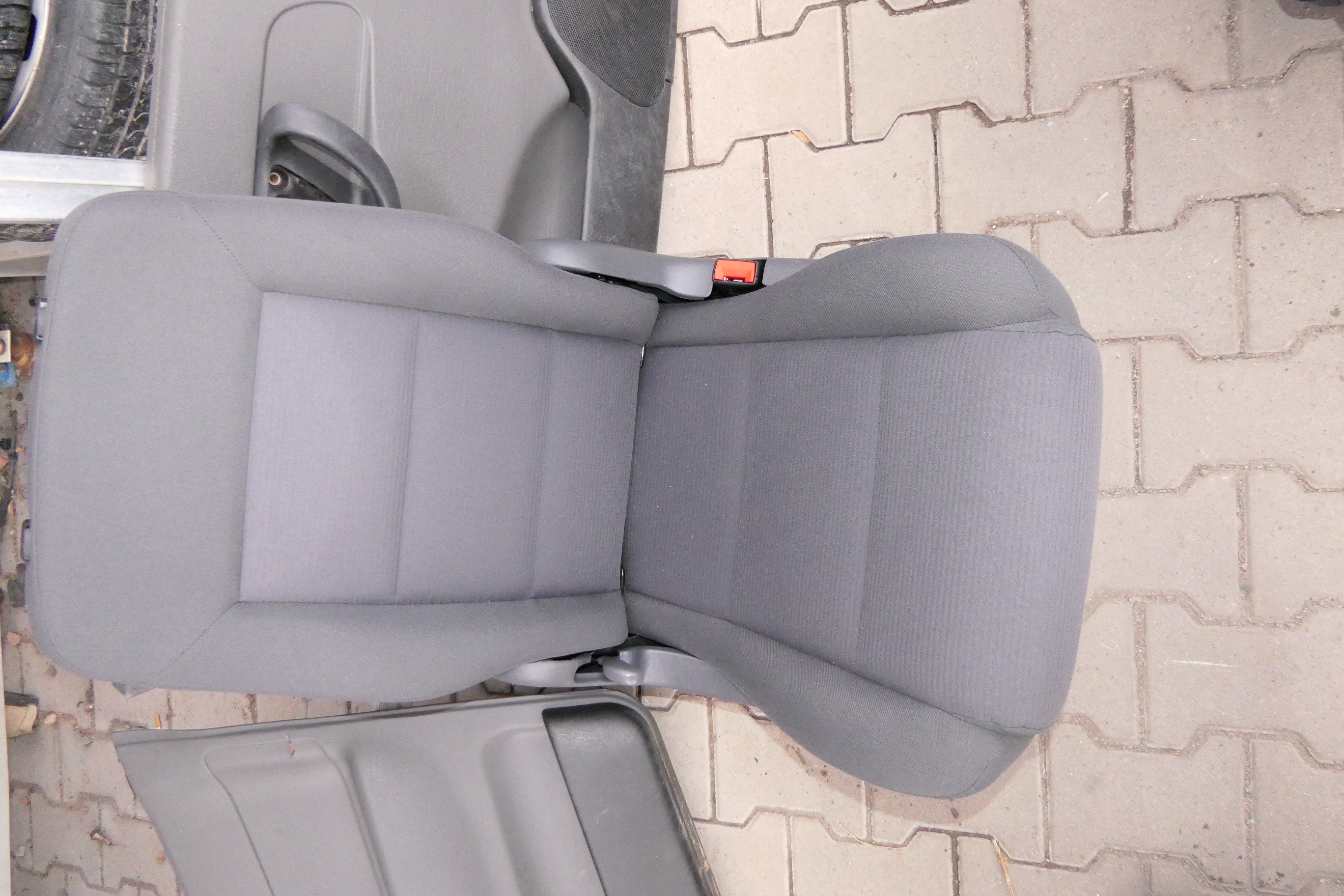 vw sharan 7m ford galaxy 1x sitz hinten rechts r cksitz 6. Black Bedroom Furniture Sets. Home Design Ideas